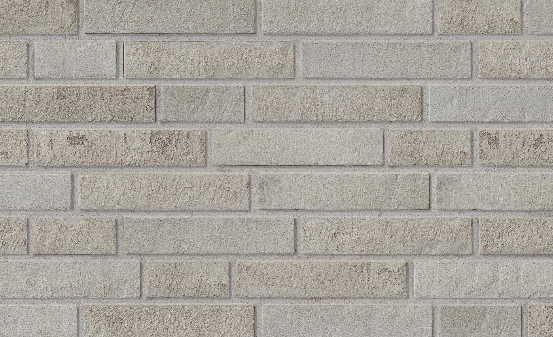 Klinker-riemchen Df Weiß-matt Spaltriemchen Fassadenkleberiemchen Baustoffe & Holz Heimwerker